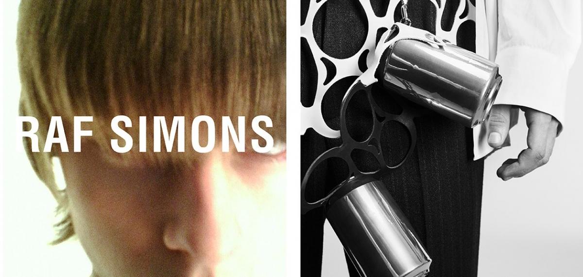 Булавки и алюминиевые банки: Raf Simons предлагает новые крутые аксессуары