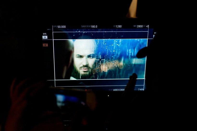 Джиган и певица Максим представляют клип на песню «Дождь»