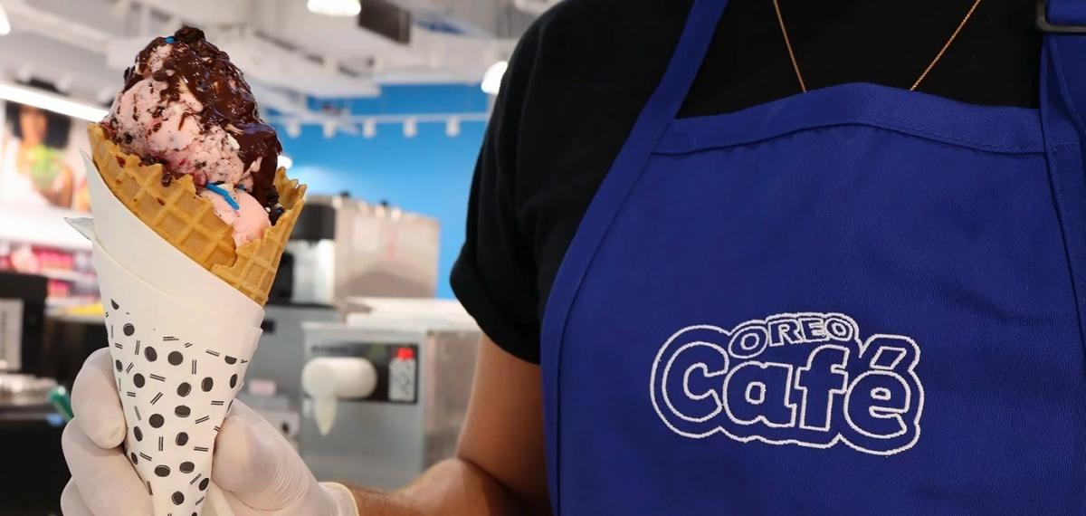 Булькни в молоко: Oreo открывает свое первое кафе