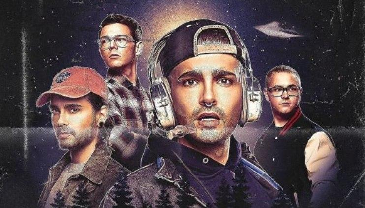 Tokio Hotel презентовали новый трек