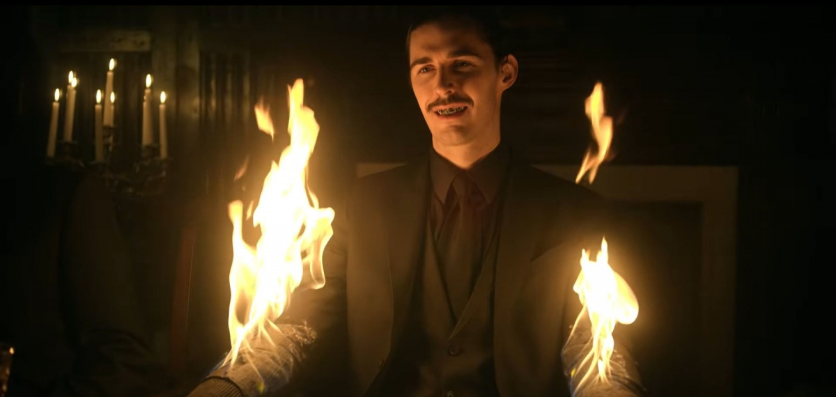 Ужин с дьяволом в новом мистическом видео Hozier