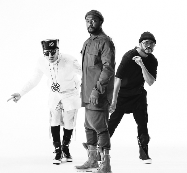 Black Eyed Peas — хедлайнер Atlas Weekend 2019