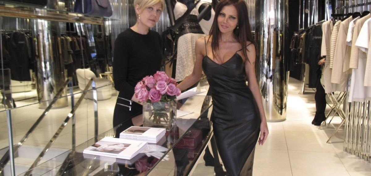 Елена Галицына приглашена в качестве эксперта в команду Jitrois на London Fashion Week