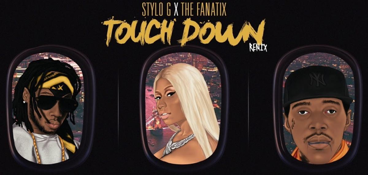 Ныряем в пятницу с новым стильным треком от Stylo G, Nicki Minaj и Vybz Kartel