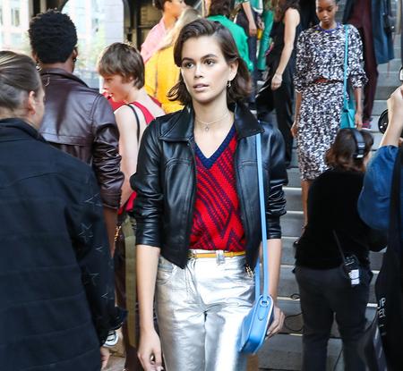 Лучшие образы знаменитостей на нью-йоркской неделе моды SS20