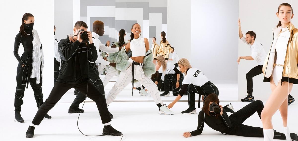 Невероятная коллаборация Nike: Спортивная одежды, которую не захочется снимать