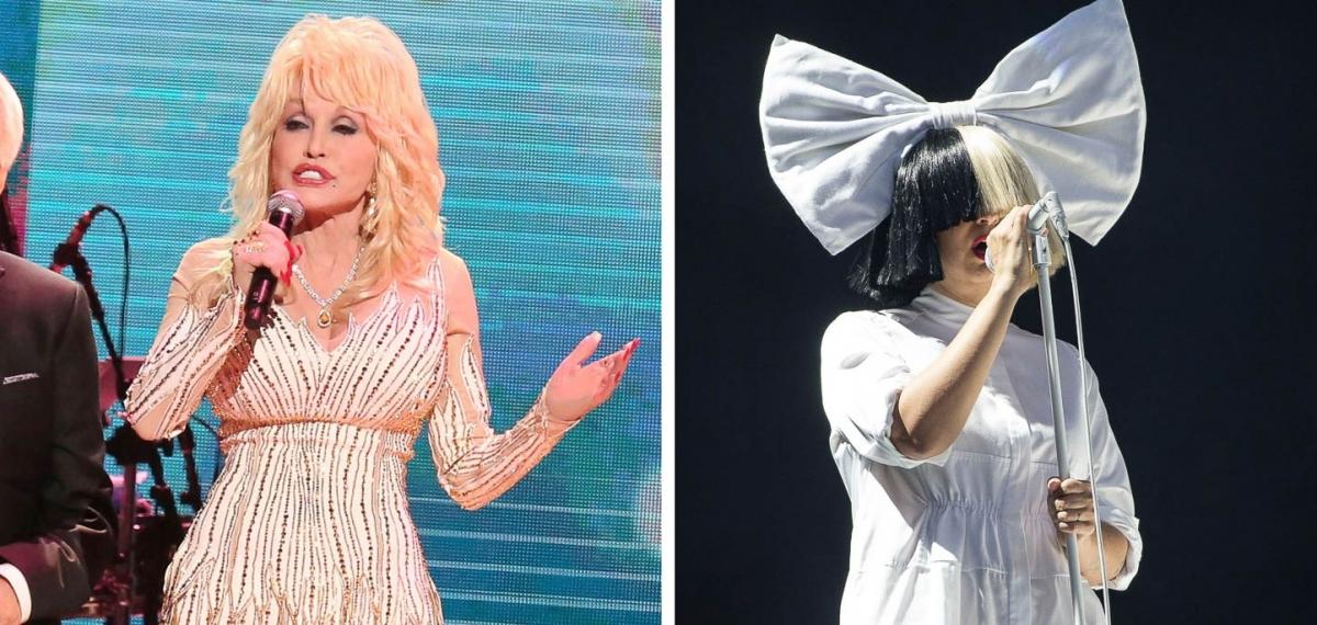 Dolly Parton и Sia записали саундтрек к предстоящему фильму