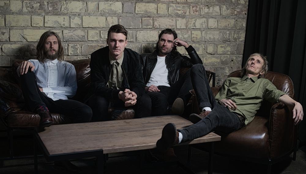 Группа Rona выпускает дебютную видеоработу