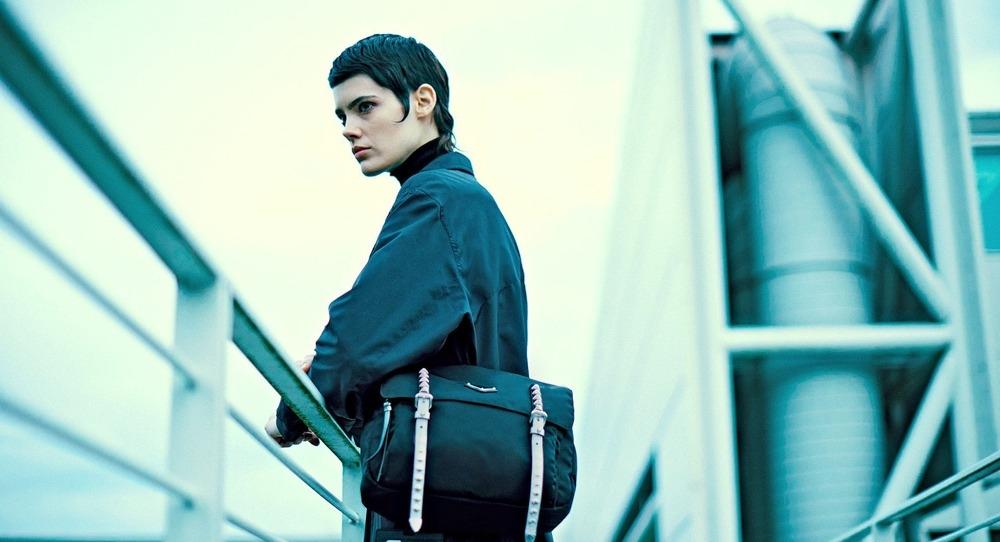 Prada запустили видеопроект в четырех эпизодах, посвященных фирменной нейлоновой ткани