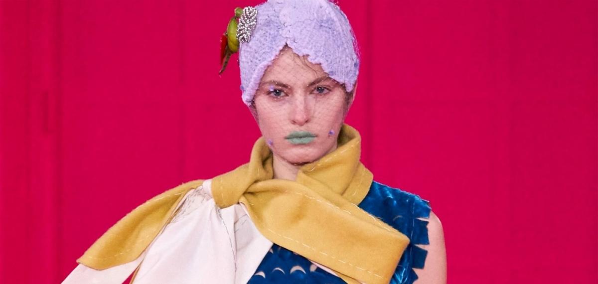 Источник вдохновения: Makeup и Hair Looks на Неделе высокой моды в Париже