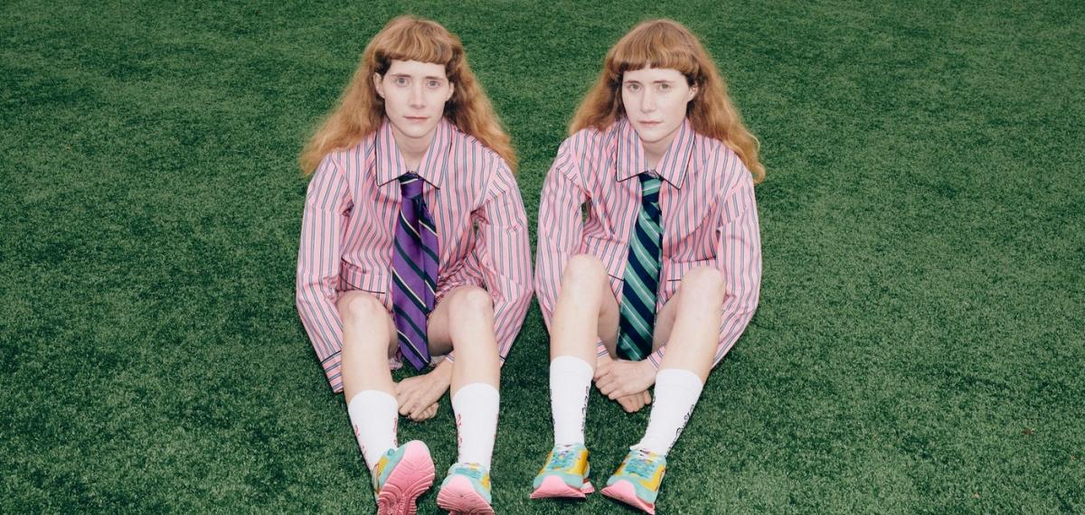 Double Trouble: Крутейший кампейн дебютной коллекции нового бренда The Marc Jacobs