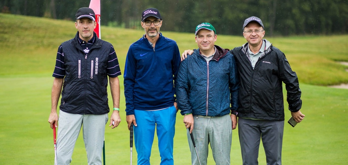 Взрослые игры: TTN Golf Challenge 2018