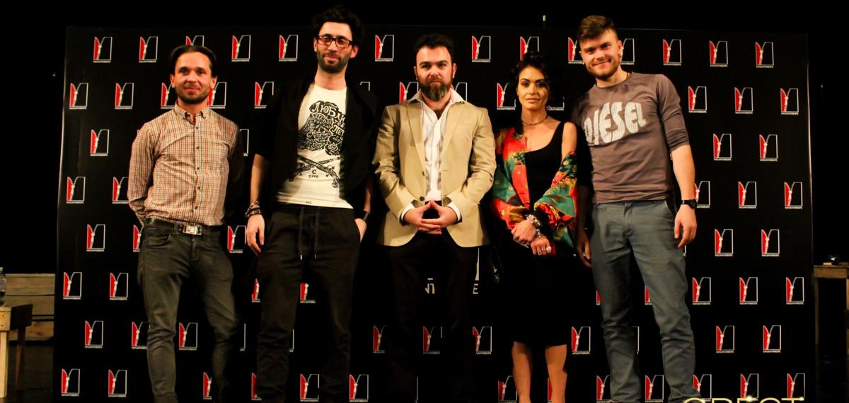 Презентация независимого театра MISANTHROPE
