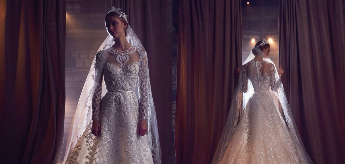 История не только о свадебных платьях: luxury bridal store NOVIAS