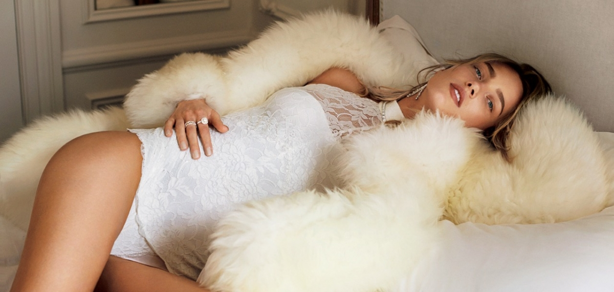 Эротический сон: Лучшие модели мира в волнующей фотосессии
