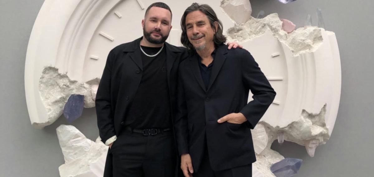 Stussy и Dior: Шон Стусси ненадолго возвращается из пенсии, чтобы представить коллаборацию с его поклонником — Кимом Джонсом