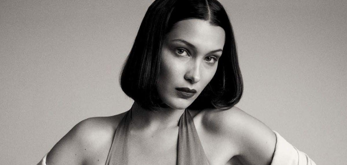 Это надо видеть! Великолепная Белла Хадид позирует в лучших образах Недели моды в специальном видео для Vogue