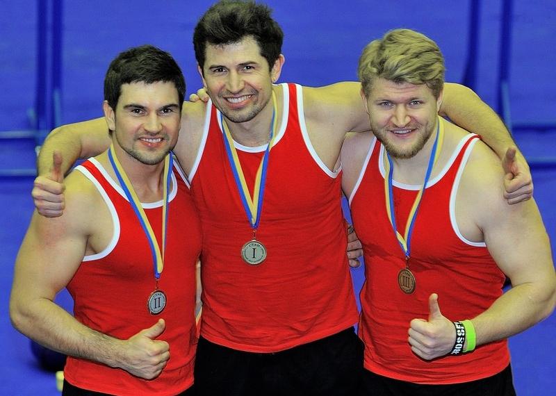 Определен рейтинг самых спортивных мужчин украинского шоу-бизнеса