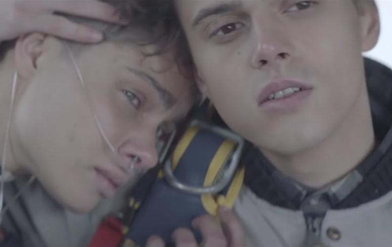 Премьера клипа: ALEKSEEV - Снов осколки (видео)