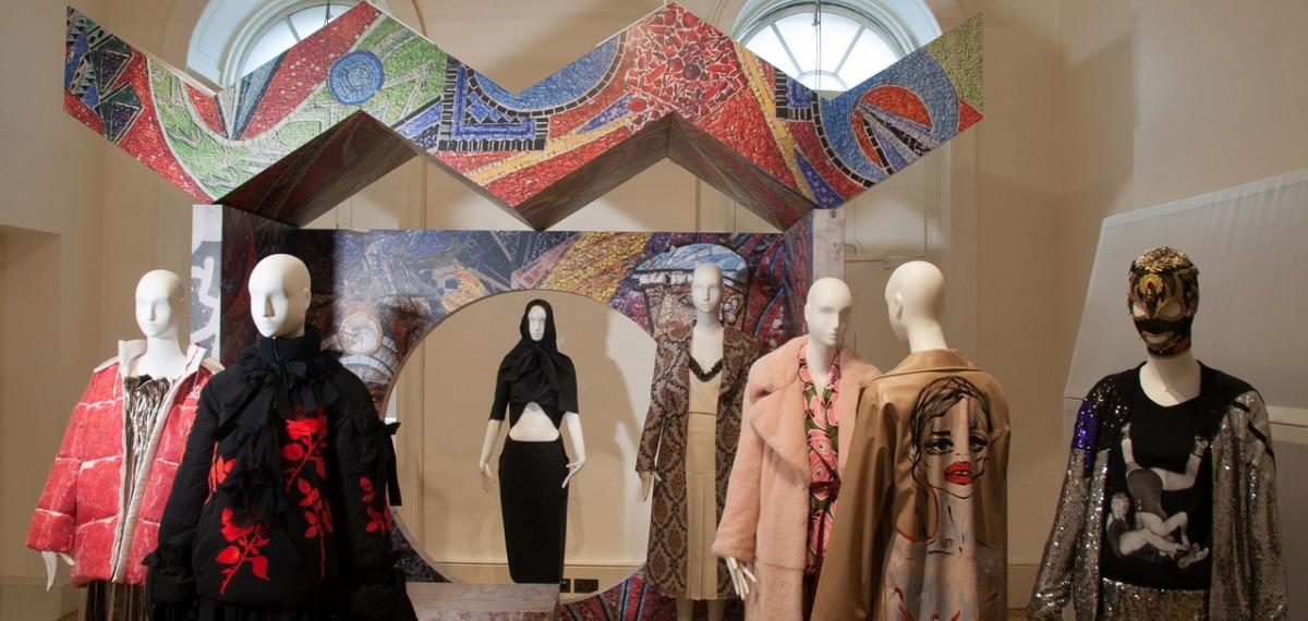 Украинские дизайнеры представили свои работы в рамках London Fashion Week