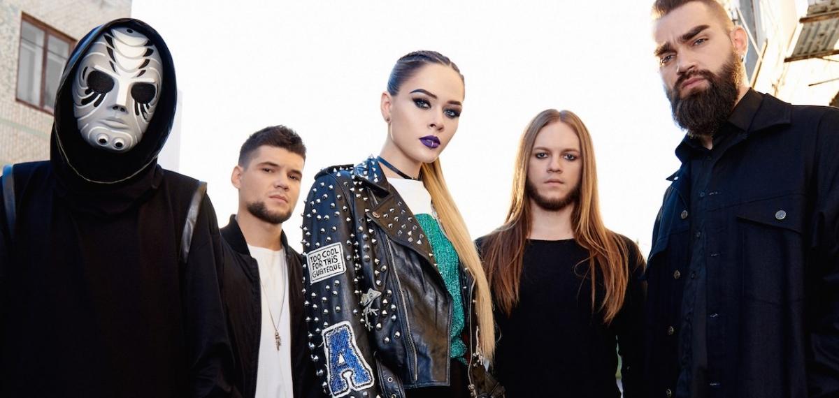 The Hardkiss презентовали украиноязычный трек