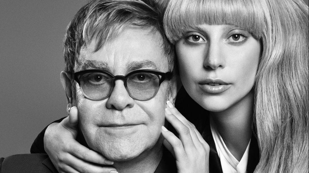 Леди Гага представила кавер на песню Элтона Джона