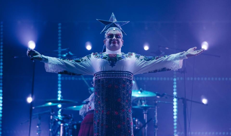Выступление VERKA SERDUCHKA на Atlas Weekend собрало 100 тысяч человек