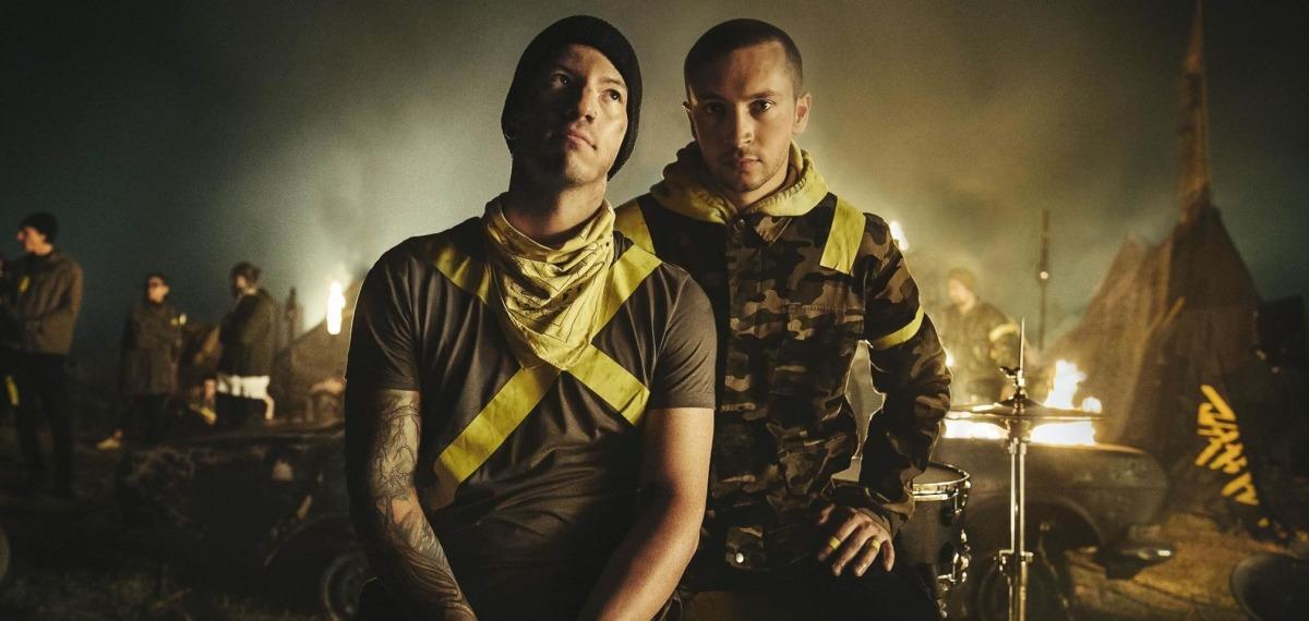 5 фактов, которые связывают Украину и известнейшую группу Twenty One Pilots
