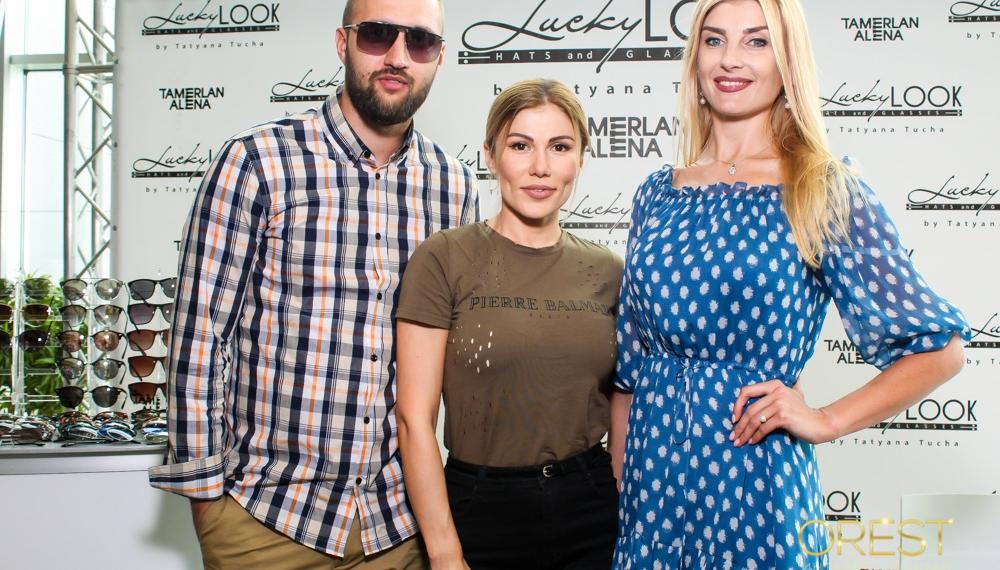 TamerlanAlena на мастер-классе основательницы бренда LuckyLOOK Татьяны Тучи