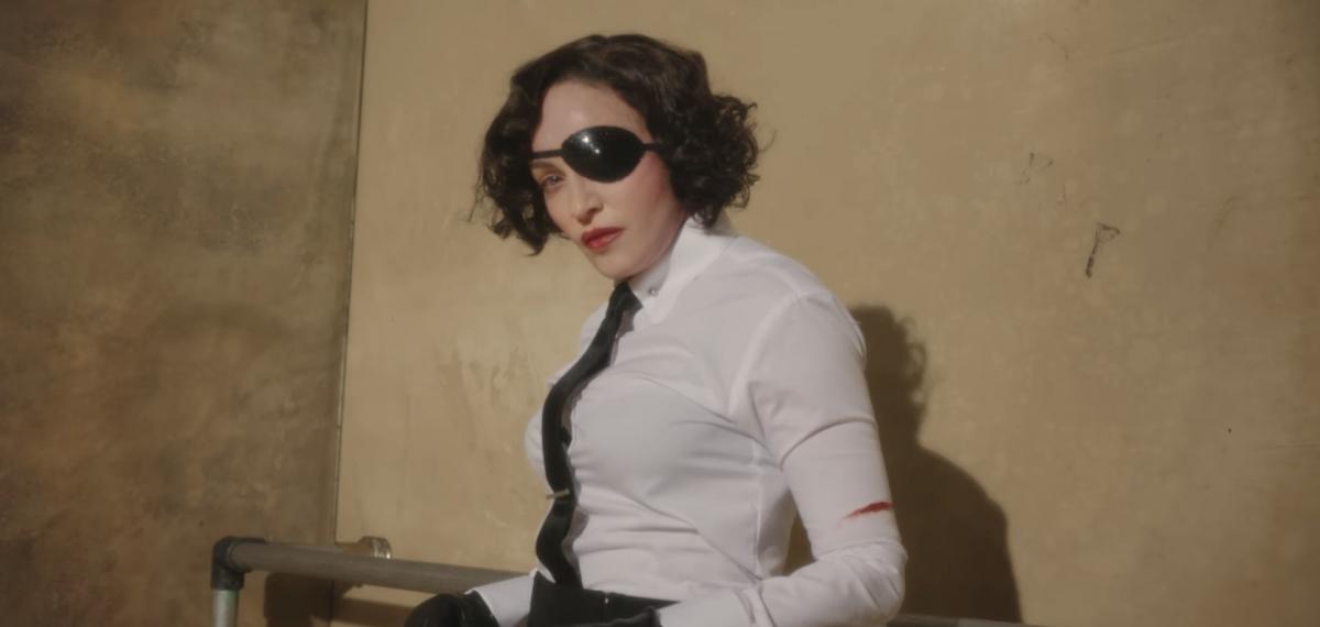 Монахиня. Проститутка. Шпион: Мадонна и ее альтер эго в тизере нового альбома певицы