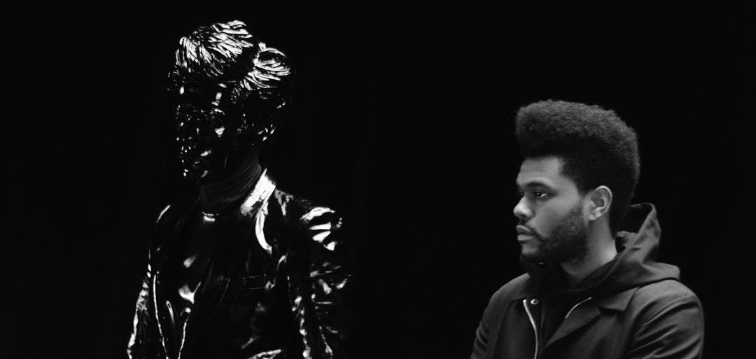 The Weeknd и его «Черный человек» в новом видео Lost in the Fire