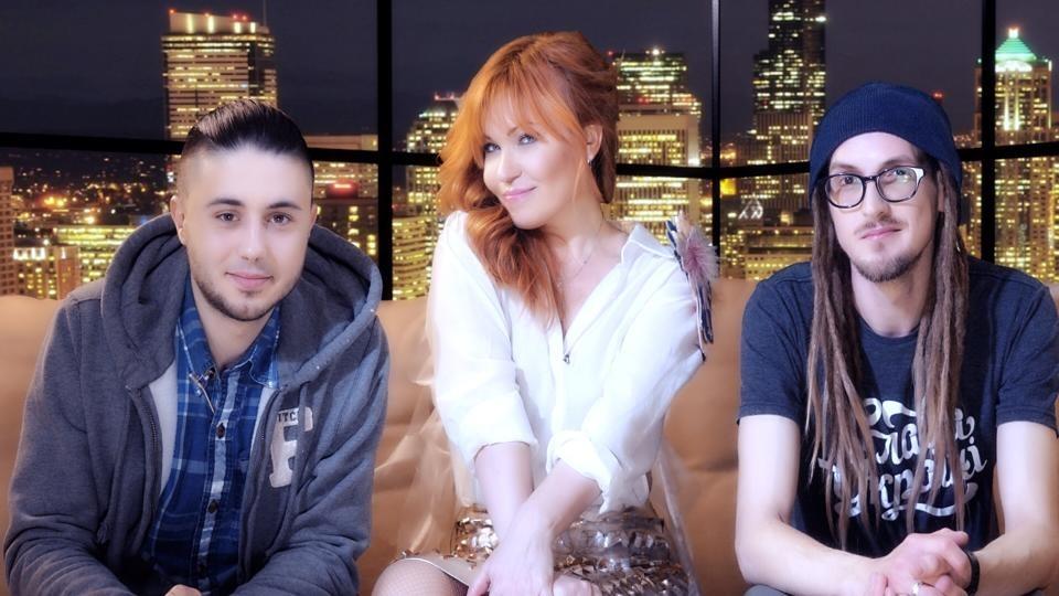 Певица Lilu вывела мужа Alyosha Тараса Тополю на интимный разговор (видео)