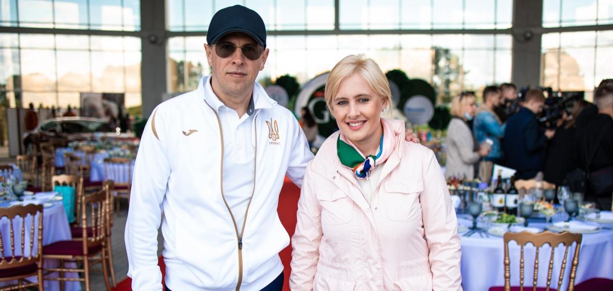 Міжнародний турнір з гольфу «Diplomatic Golf for Good»