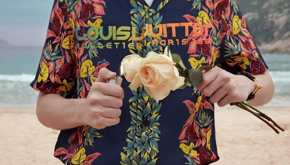 Война и Мир: Louis Vuitton представили кампейн мужской коллекции весна-лето 2018