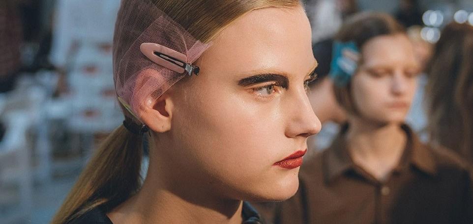 Лучшие бьюти-тенденции на Миланской неделе моды SS20