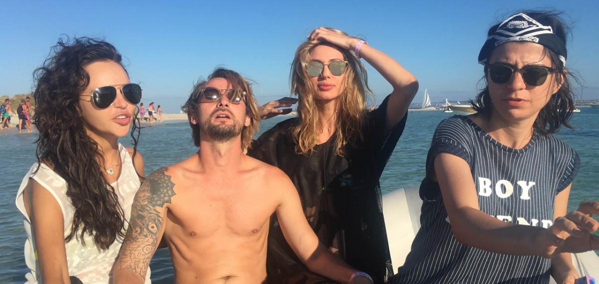 Итальяно-испанские каникулы Маши Фокиной в компании Бадоева и Лободы