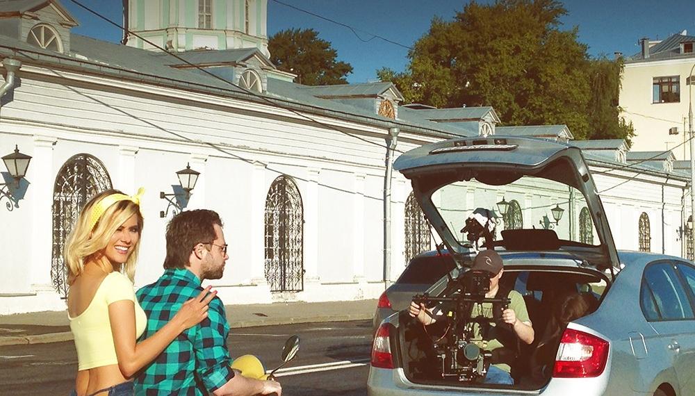 Юля Паршута представляет видео на саундтрек к фильму