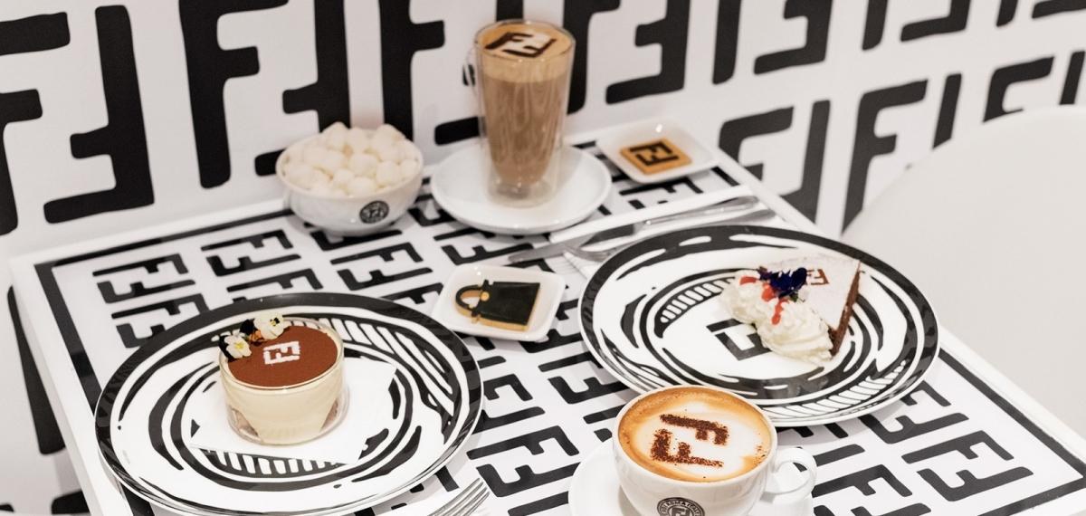 Вкусно и модно: Идеальные завтраки и селфи в Fendi Caffe