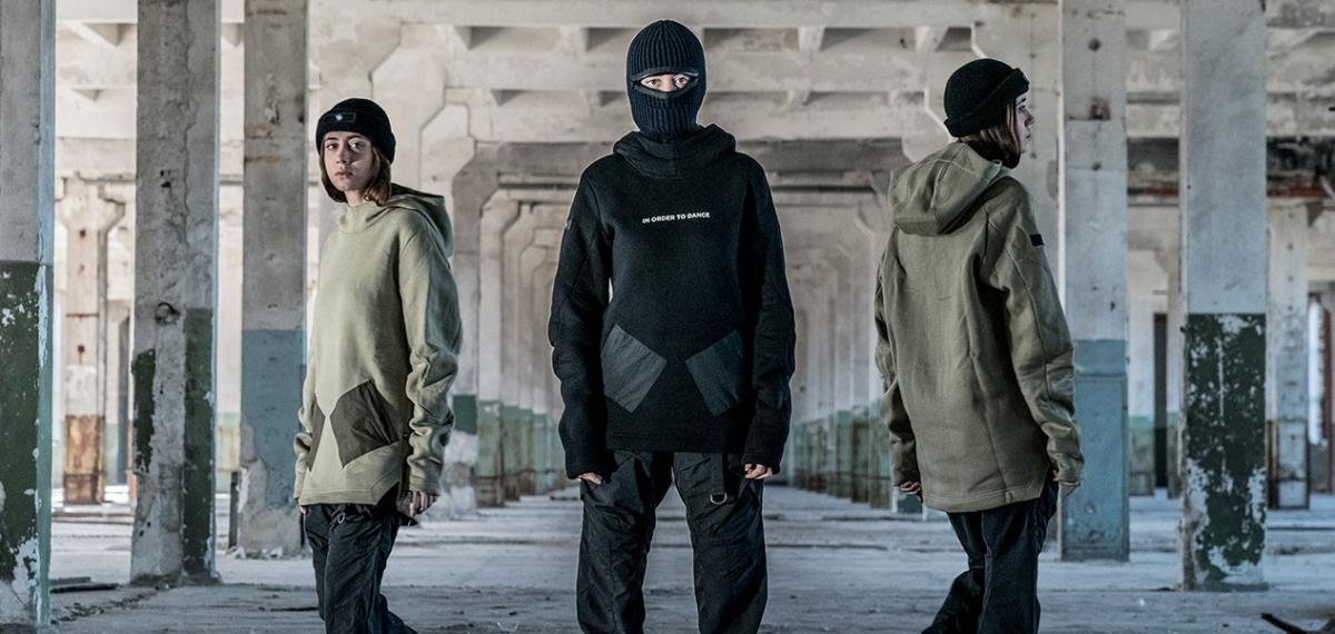 Мировой уровень: Украинский бренд Riot Division представил новую коллекцию