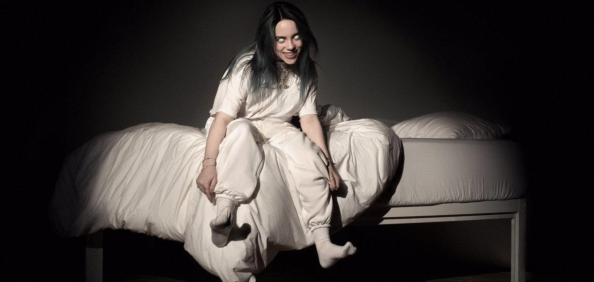 Самая перспективная певица современности Billie Eilish представила долгожданный дебютный альбом