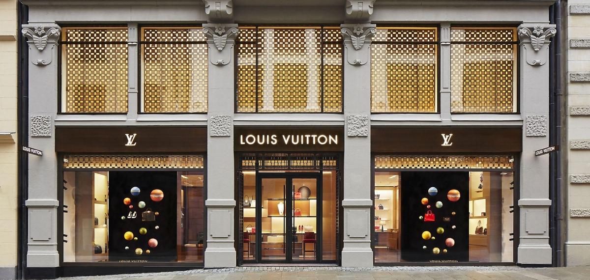 Louis Vuitton назван самым ценным модным брендом в мире