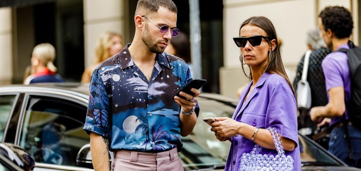Милан: Новый раунд уличной моды