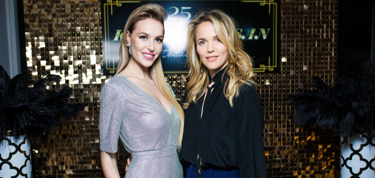 Красивы вечер красивой девушки: «Мисс Украина Вселенная 2018» Карина Жосан отпраздновала свой День Рождения