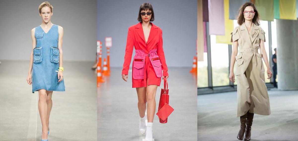 Внешний редактор Марта Бертман: Самые яркие тренды и образы SS'19 на Ukrainian Fashion Week
