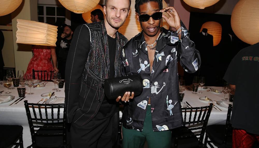 Капсульная коллекция сумок Dior Homme Atelier