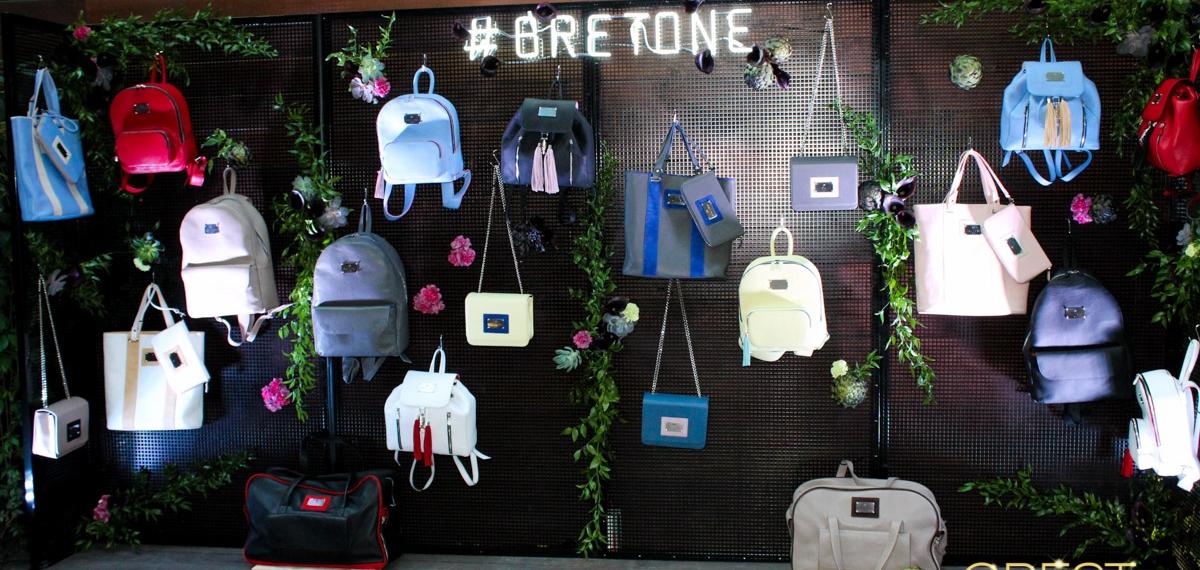 Презентация бренда BRETONE