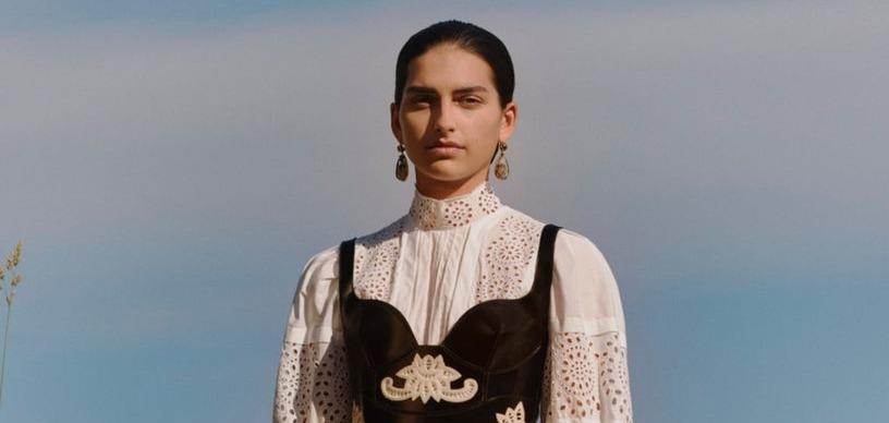 Романтика и великие открытия: Великолепная коллекция Alexander McQueen