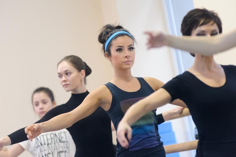 Злата Огневич получила роль в балетном проекте The Great Gatsby (ФОТО)