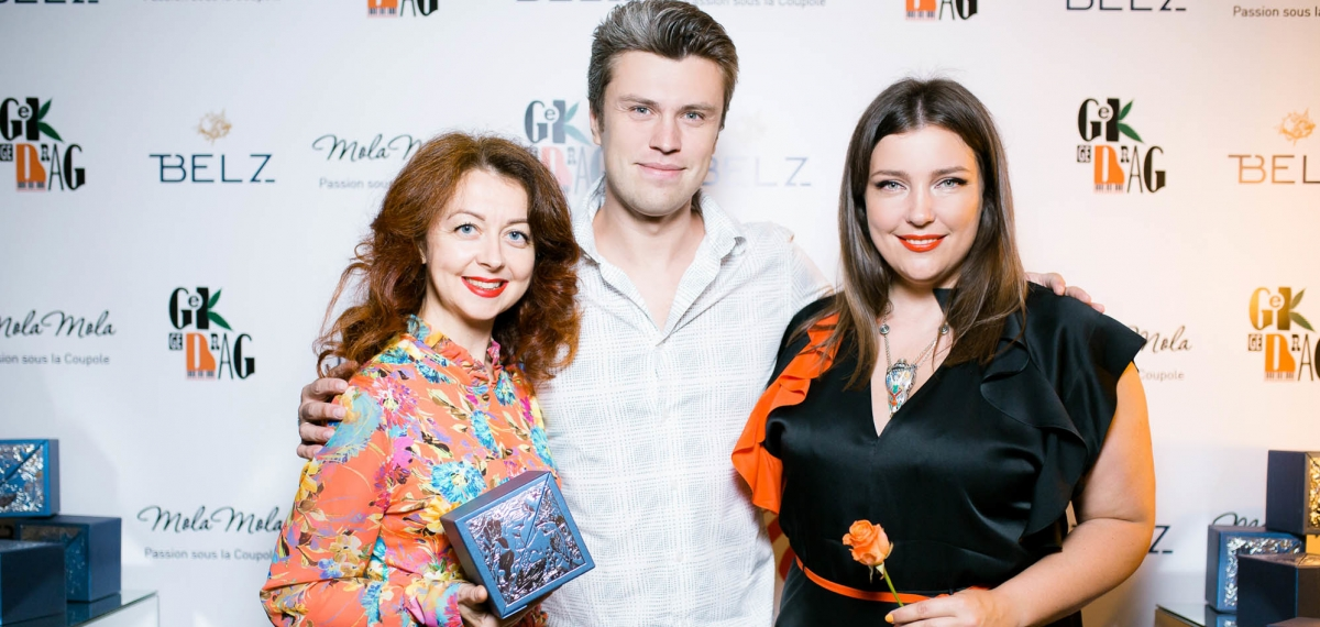 «Kisses from Ukraine»: презентация подарочной коробки бренда TBelz в ресторане ALASKA