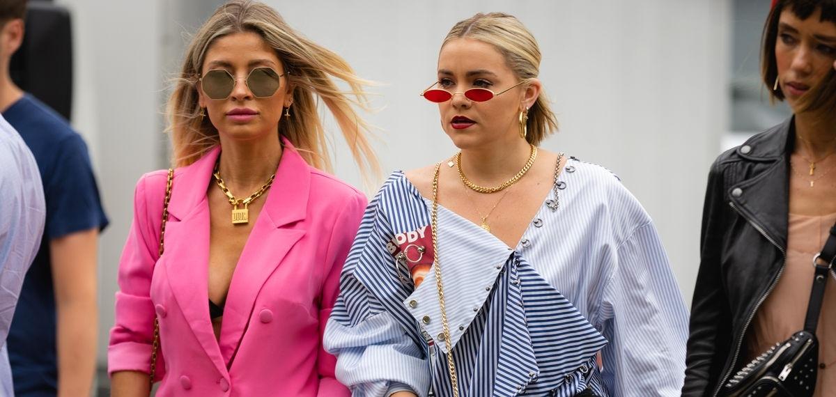 Уличная мода на New York Fashion Week SS19